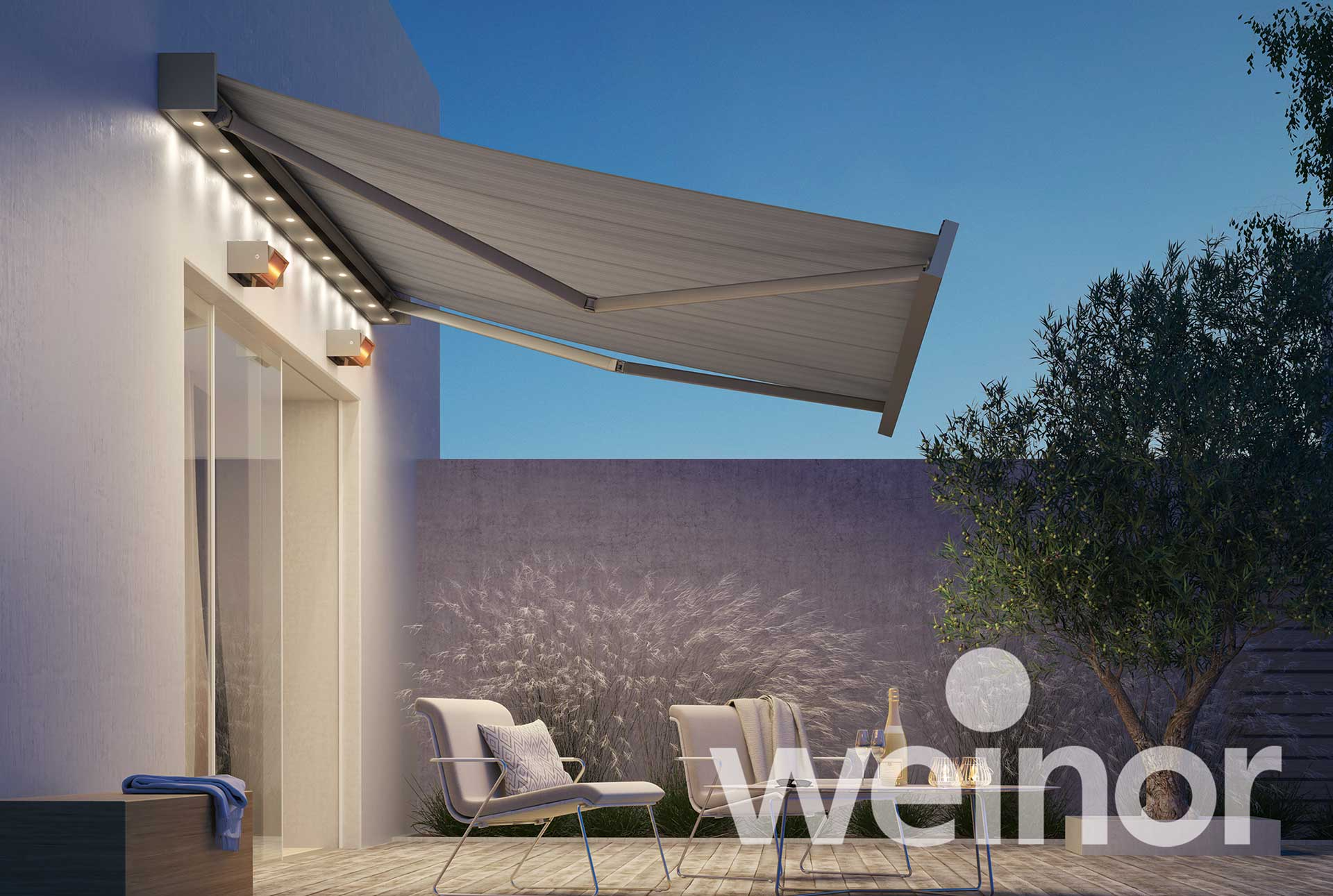 Awnings for your home or business